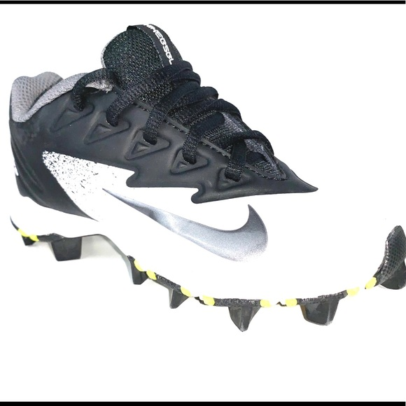 the best attitude 351cc abbe7 NIKE Lunar Vapor Baseball Cleats Boys 11c